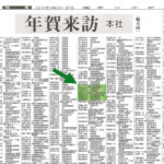 2020年1月7日南日本新聞掲載記事