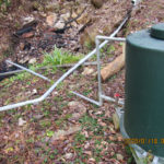 排水管の確認