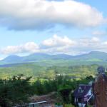 夏の霧島連山