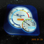 気温・湿度計
