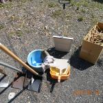 道具の確認