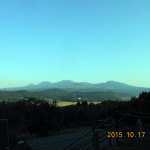 本堂からの景色