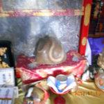 白蛇明神堂の様子