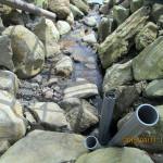 排水装置動作確認