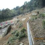 排水路の確認