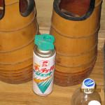 防虫器具の設置
