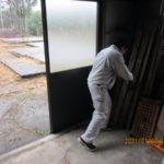 倉庫内の整理