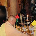 供養祈願祭の様子
