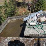 排水配管の補修