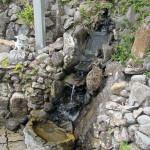 水量の確認