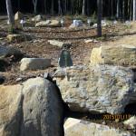性空上人開山の石碑