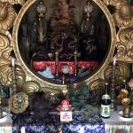 鏡餅(白嶽教龍上観音堂)
