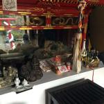 鏡餅(白蛇明神堂)