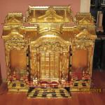 宮殿の設置