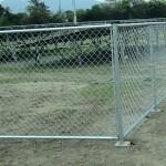 保護フェンス