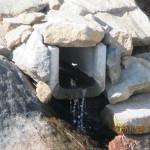 流水量の確認