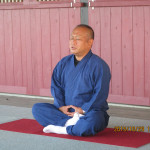 瞑想絵の様子