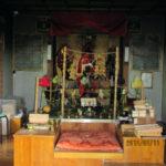 境内の様子(護摩堂)