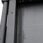 倉庫補修部分
