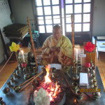 護摩供養祈願祭の儀式