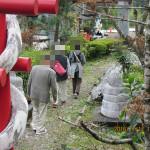 来寺の様子