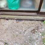 倉庫(小)水漏れ修理