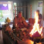 護摩供養祈願祭(護摩堂)