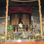 大護摩祈祷の様子