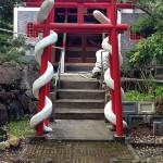 白蛇明神堂