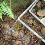 配管の確認(水漏れ)