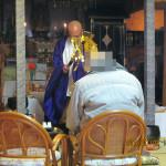 修正会・初祈祷会の様子