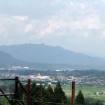 般若寺からの眺め