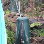 タンク配管の確認
