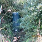 上流部のタンク・配管の確認