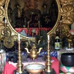 白嶽教龍上観音堂の内部