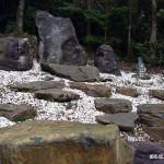 石碑の様子