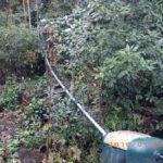 排水管・タンクの確認
