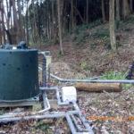 タンク・排水管の確認