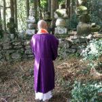 供養祈願の様子