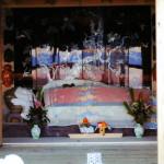 お正月の涅槃堂